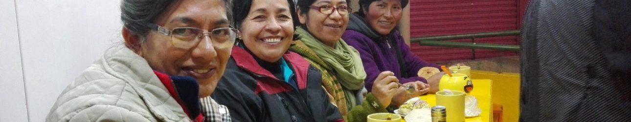 Cda  Ciudad de El Alto – Bolívia